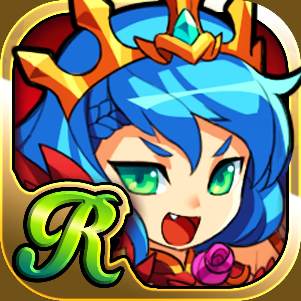 ゴールドリベリオンR 【本格ストーリー型RPG】