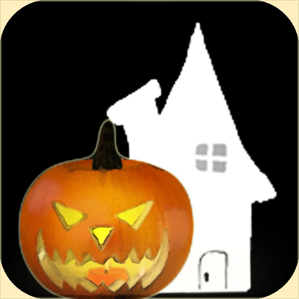 halloween pumpkin house by - photo #2